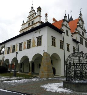 My Five Favourites of Slovakia