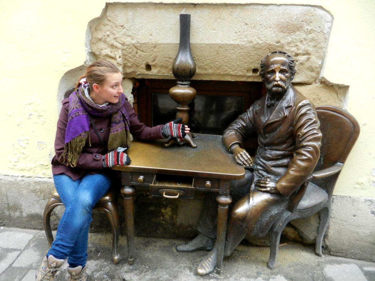 Lviv is like a Box of Chocolates