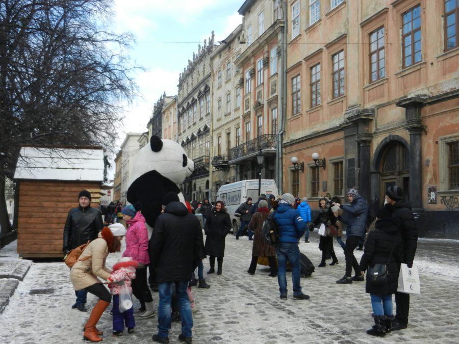 Ploshcha Rynok, Lviv