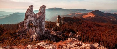 Carpathian Giant, Pietrele Doamnei , Romania