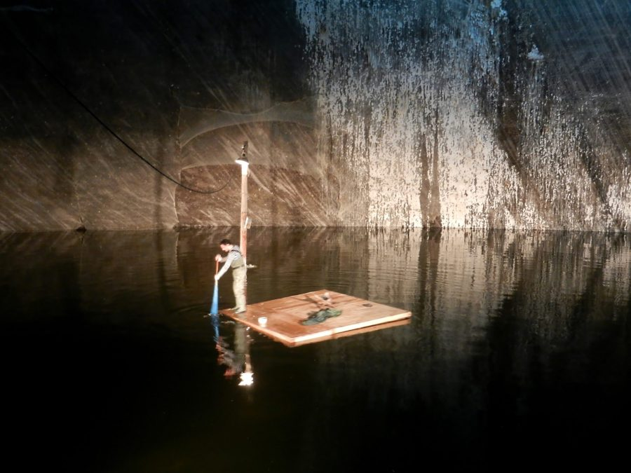 Terezia cavern, Salina Turda