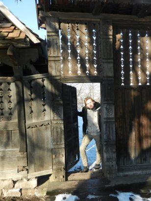 Nathanael's Gate, Ethnographic Park, Cluj-Napoca