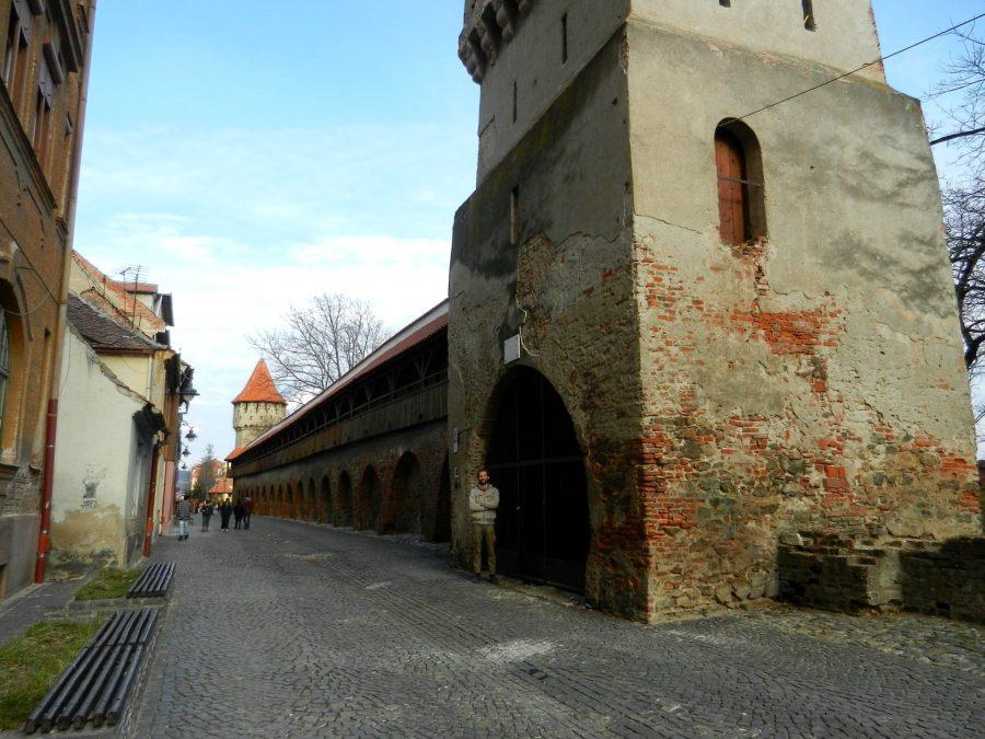 Carpenters' Tower Sibiu, Romania