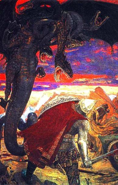Făt-Frumos Fights the Balaur, Romanian Folk Tales