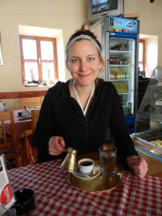 Turkish Cafe, Mostar, Bosnia