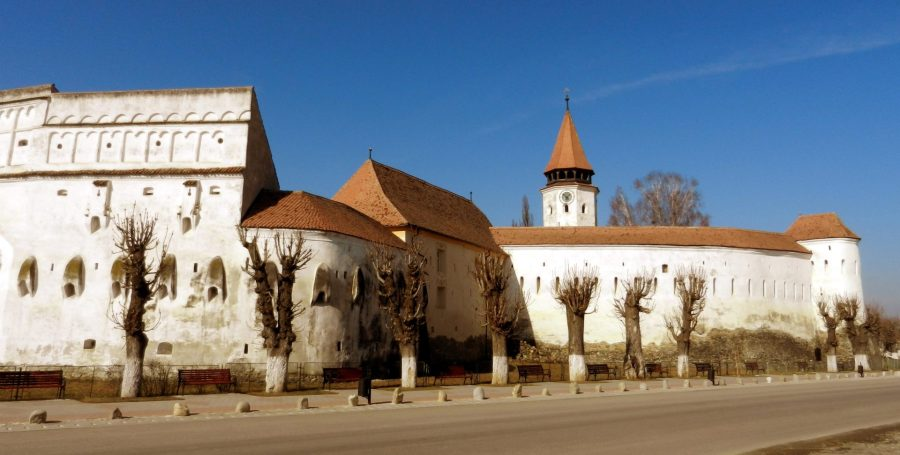 Prejmer Church, Transylvania, Romania