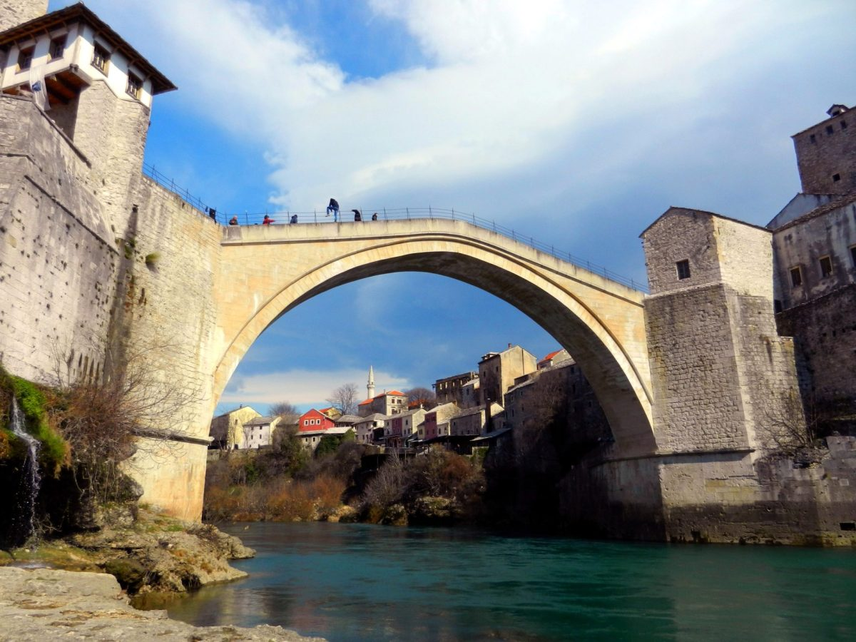 Beyond the Bridge of Mostar