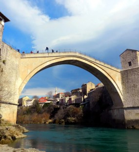 Beyond the Bridge of Mostar