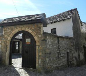 Turkish Home, Mostar, Bosnia