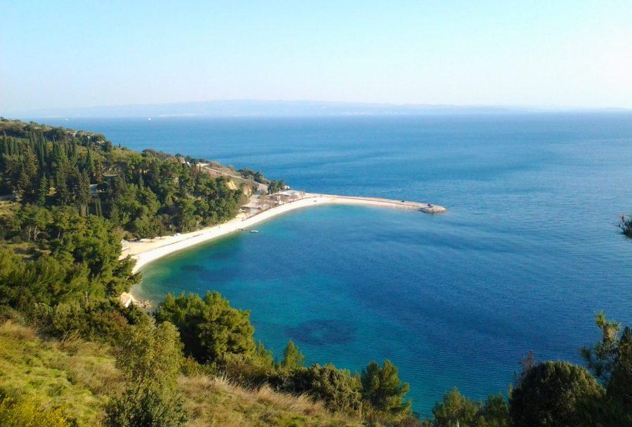 Beaches, Marjan Park, Split, Croatia