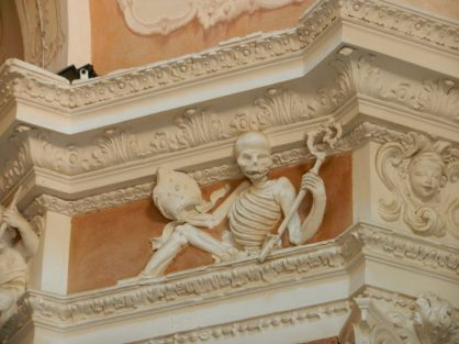 Chapel of Mortis et Orationis, Monterosso, Cinque Terre, Italy
