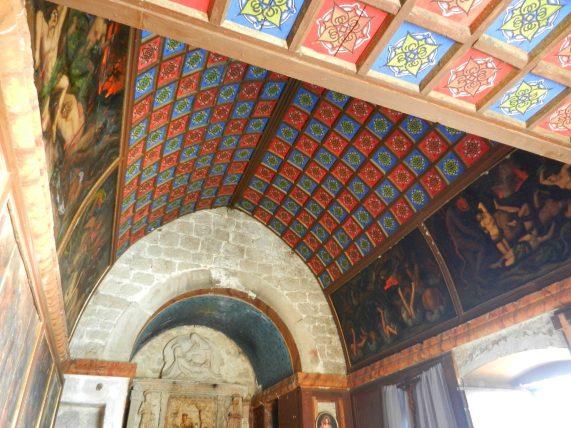 Church of St. Jerome, Marjan Park, Split, Croatia
