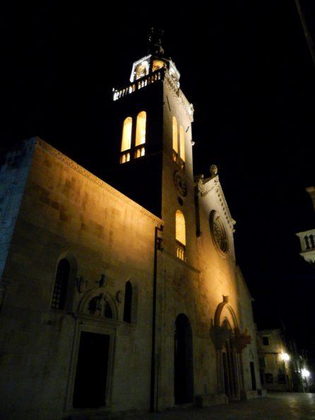 Cathedral of St. Marco, Korčula, Dalmatia, Croatia