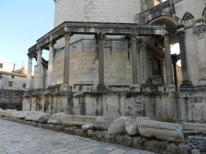 Diocletian's Mausoleum, Split, Croatia