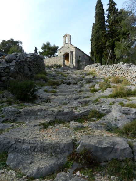Church, Hvar, Dalmatia, Croatia