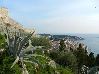 Fortica, Hvar, Dalmatia, Croatia