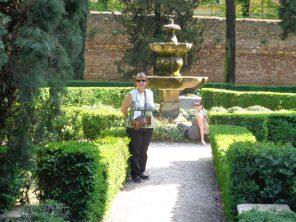 Garden Giusti, Verona