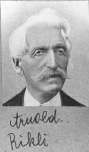 Arnold Rikli
