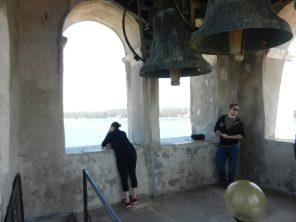 Bell Tower, Euphrasian Basilica, Porec, Croatia