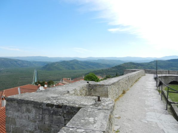 Views from Motovun, Istria, Croatia