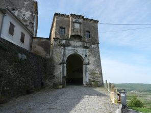 New Gate's Tower, Motovun, Istria, Croatia