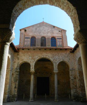 Euphrasian Basilica, Porec, Istria, Croatia