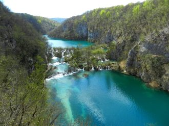Lower Lakes, Plitvici Lakes, Croatia