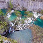Plank Walk, Plitvici Lakes, Croatia
