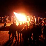 Witches' Night, Heidelburg, Germany