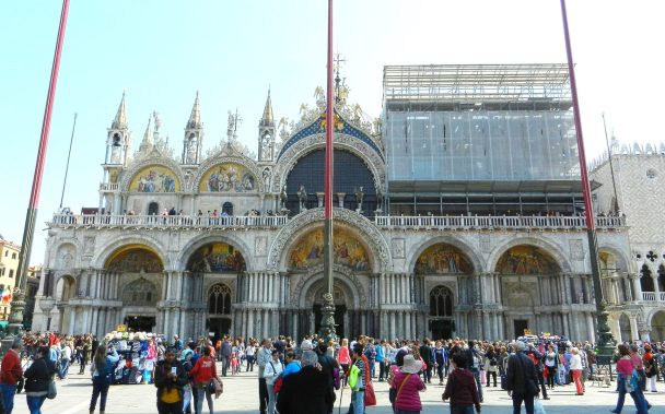 Basilica of St. Mark, Venice, Italy