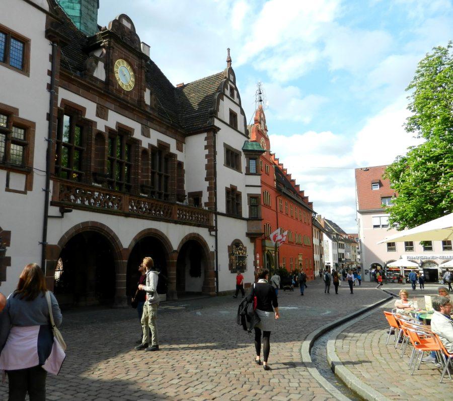 Bächle, Freiburg