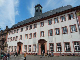 Old Heidelberg University, Germany