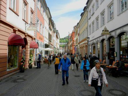 Old Town Heidelberg, Germany