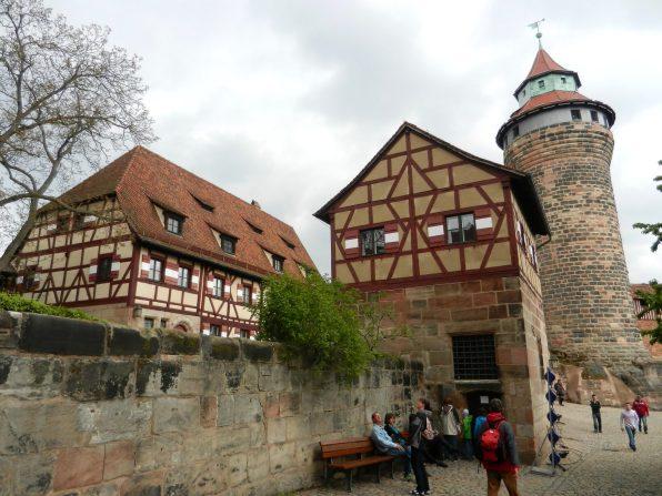 Kaiserburg, Nuremberg, Germany