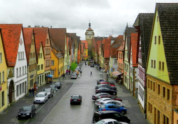 rothenburg-from-the-wall-germany