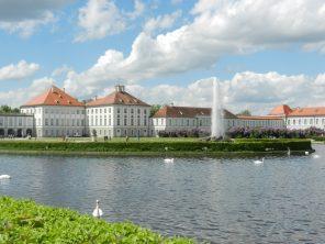 Nymphenburg Palace, Munich, Germany