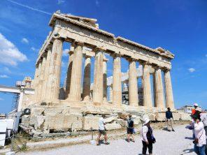 The Parthenon, Acropolis of Athens, Greece
