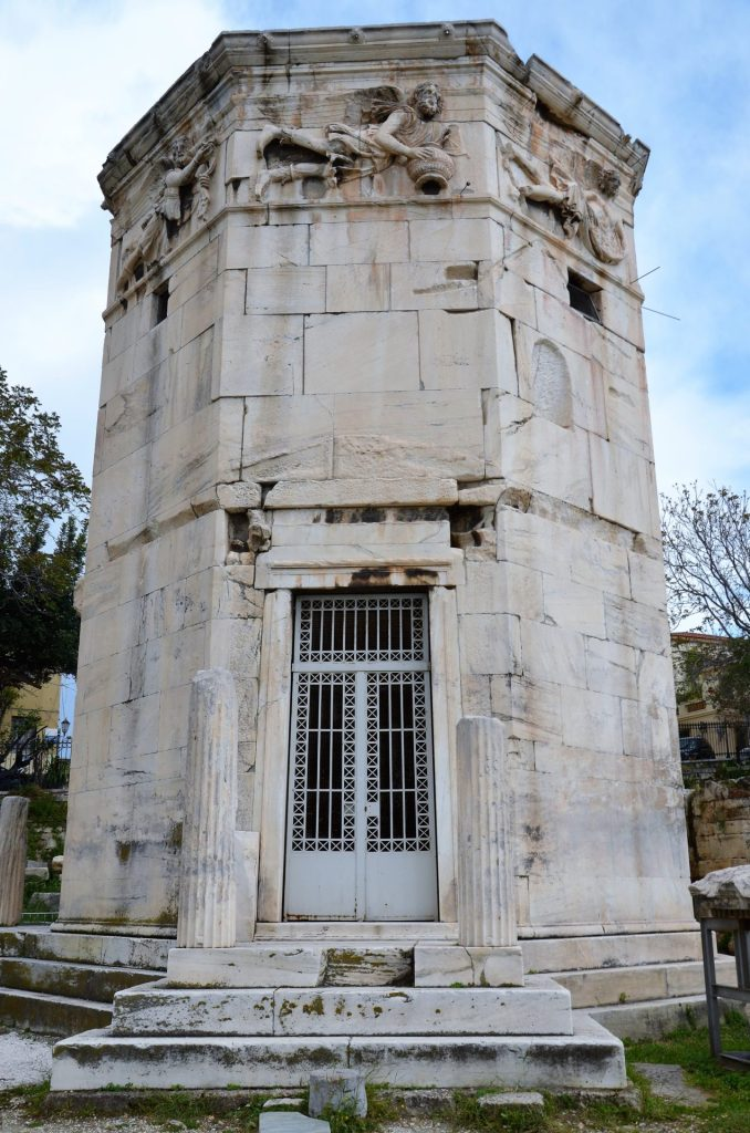 The_Tower_of_the_Winds,_The_Roman_Forum_(Athens)