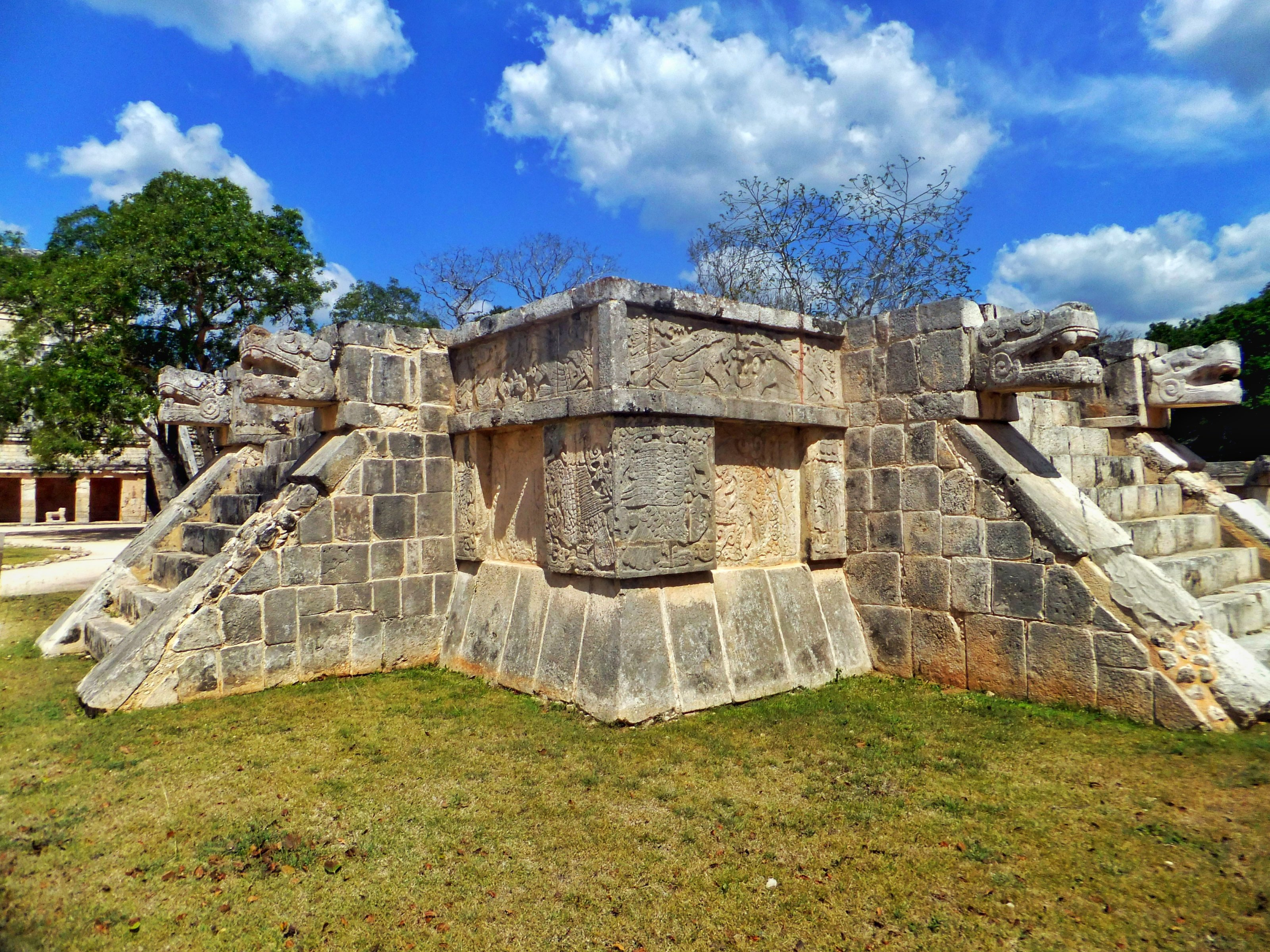 trip to Chichen Itza