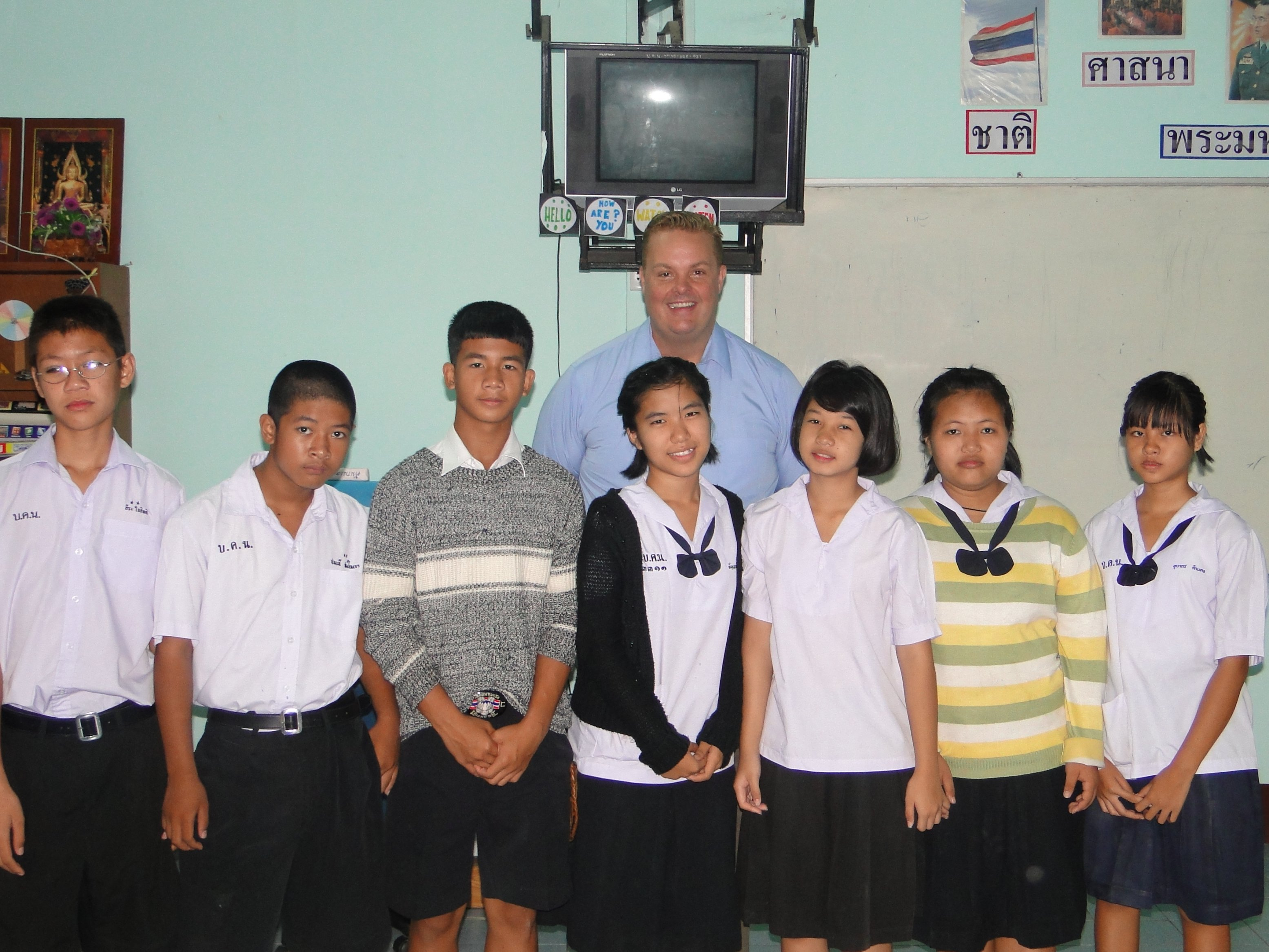 TEFL Program in Thailand