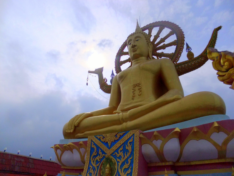 Big Buddha of Koh Samui