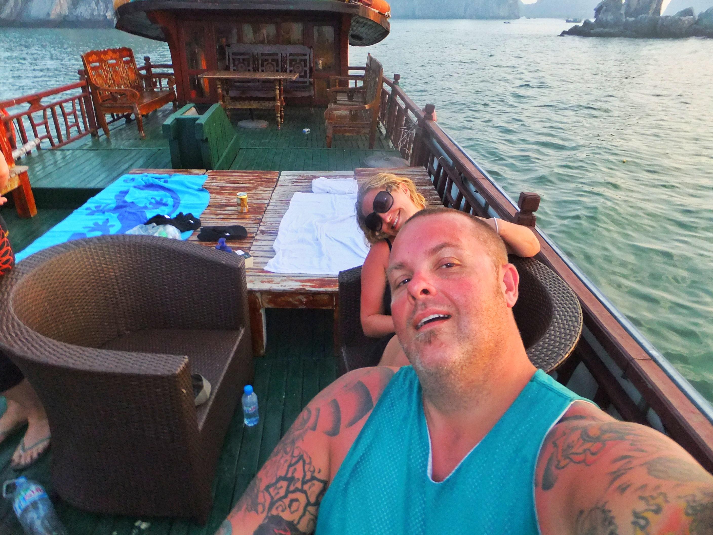Tour of Halong Bay