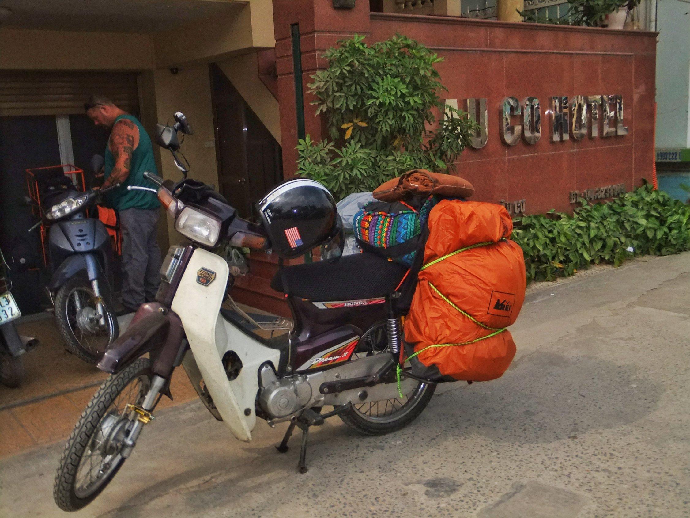 Asia Motorbike Tour