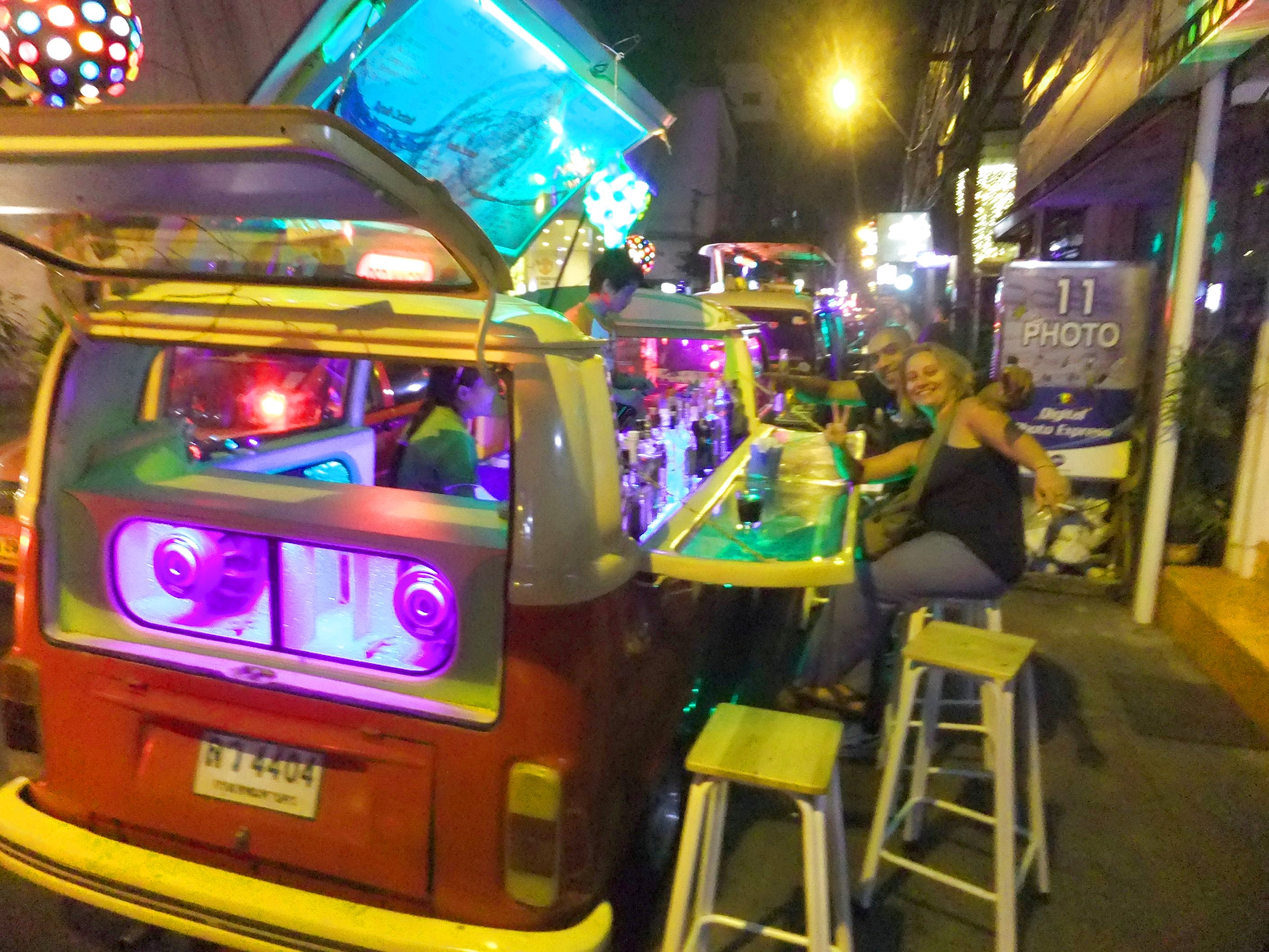 Crazy Adventures In Bangkok