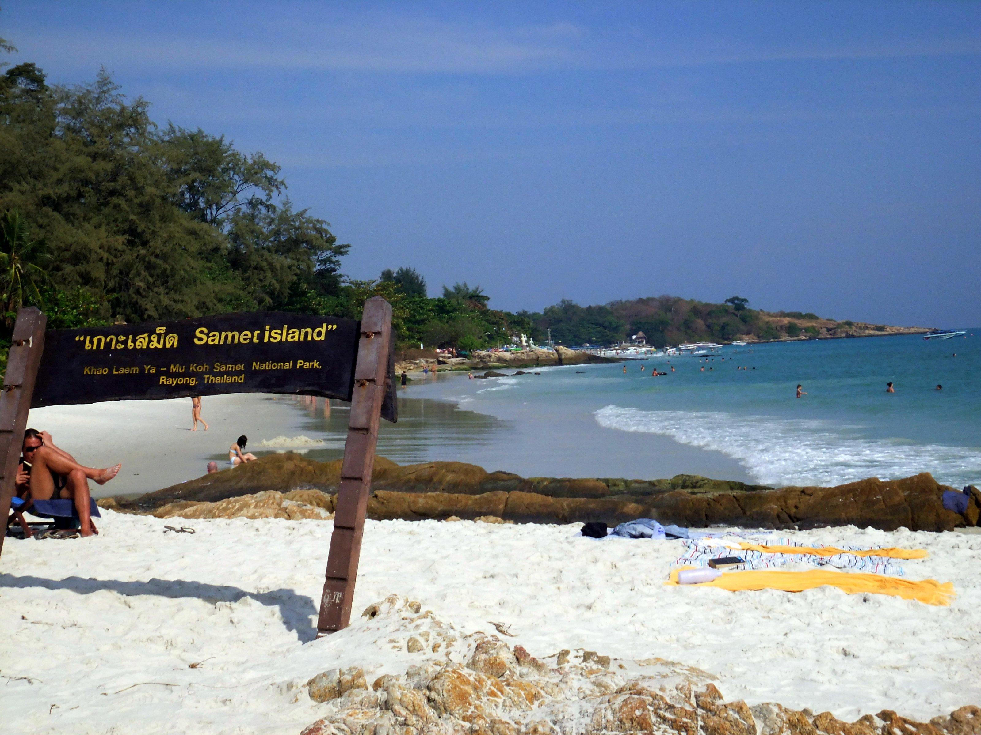 Koh Samet Island