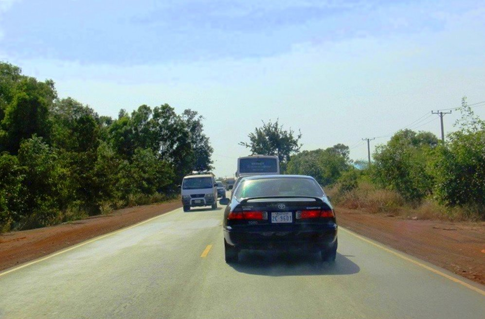 Getting from Trat to Cambodia