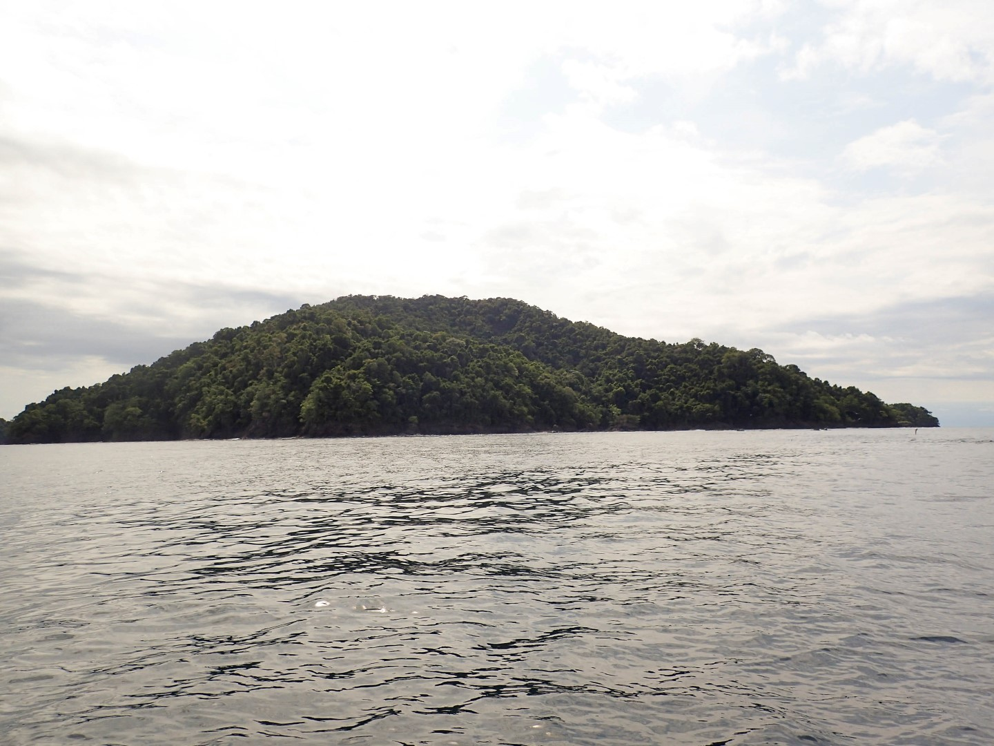 Santa Catalina, The Island of Coiba