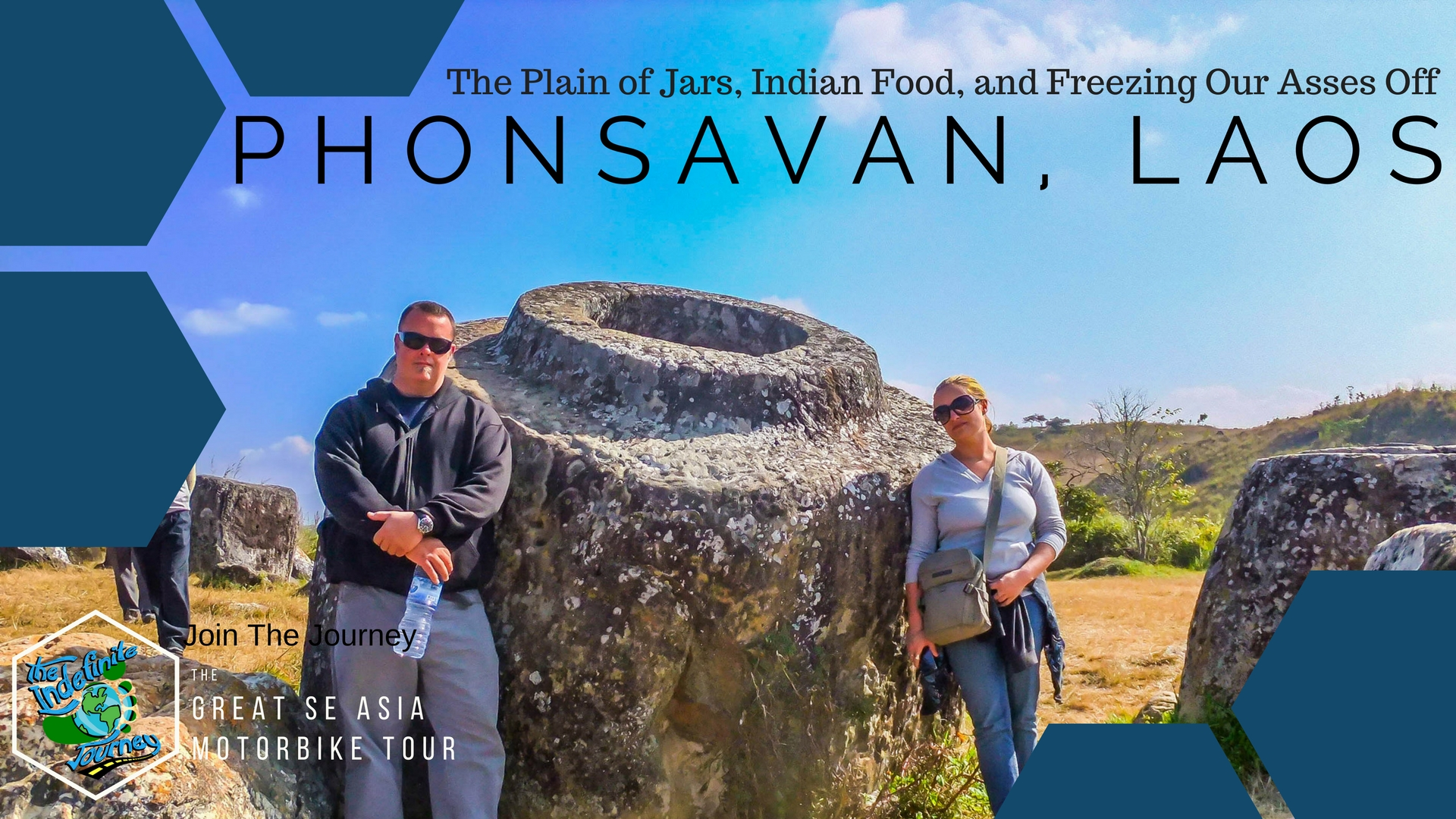 Phonsavan, Laos - The Plain of Jars, Indian Food, and Freezing Our Asses Off