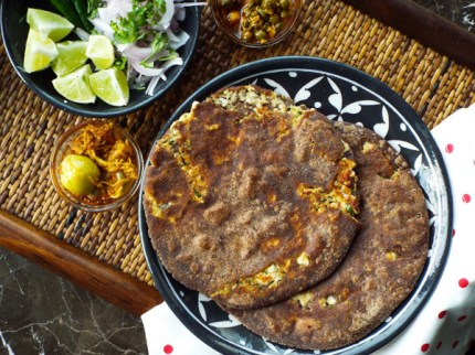 healthy roti substitute