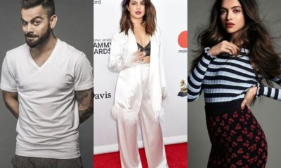 100 Most Influential People List Priyanka Chopra Dedicates A Heartening Message To Deepika and Virat